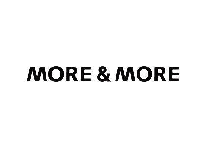 more-&-more